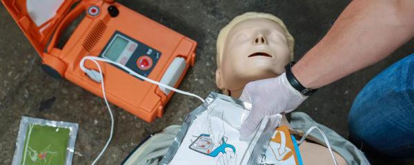 Défibrillateurs en ligne